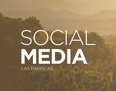 Social Media / Las Barricas