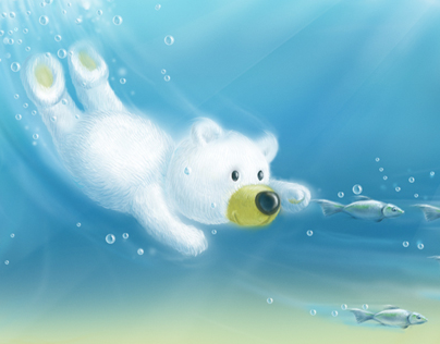 Adventures of the Little Polar Bear.