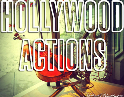 Hollywood Photoshop Actions