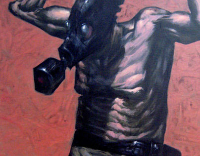 Gasmasks from the past (2008)