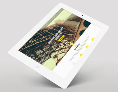 Smak - Web Design Template