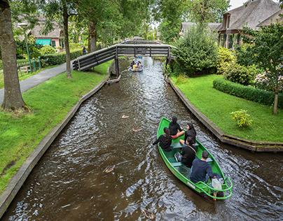Giethoorn Holland