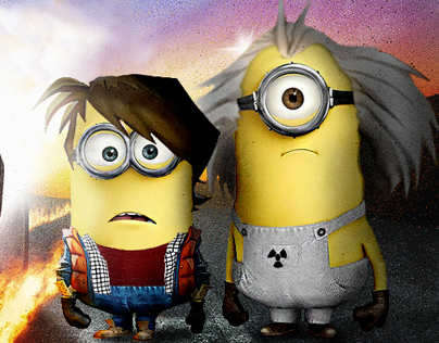 Back To The Minions