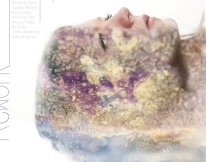 Image Studio-Philip Glass Rework Album Design