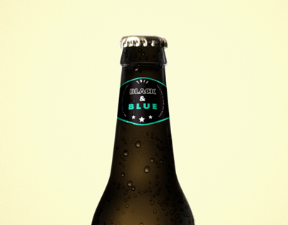 Beer - Black & Blue Brews