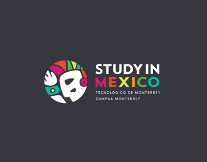 Study in Mexico Branding