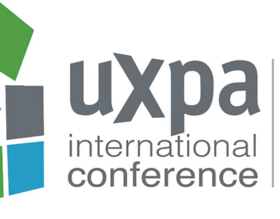 Logo Design: UXPA Conference, 2018