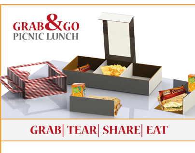 GRAB&GO PICNIC LUNCH - Starpack External Project