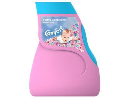 Comfort Fabric Conditioner Label Redesign
