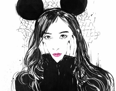 Girls' Generation Illustrations