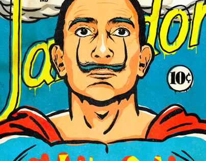 """The World Needs a Salvador"" by Butcher Billy"