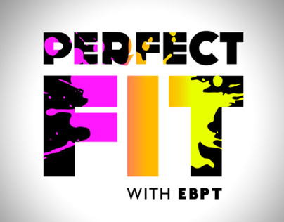 PERFECT FIT - Personal Training Logo & Branding