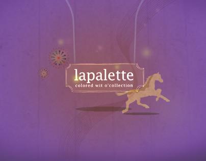 lapalette strange stage