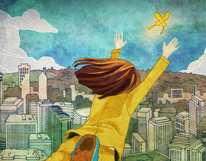 Illustration Series : Morally Wrong