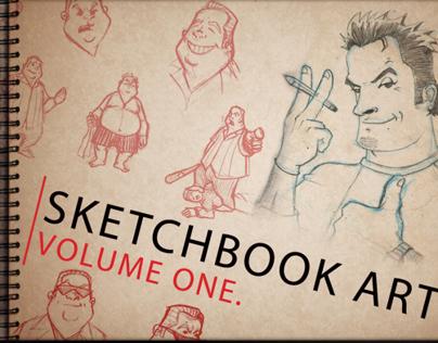 My Sketchbook - Volume 1