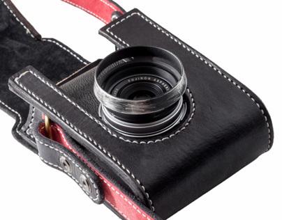X100S Leather Holster (v2)
