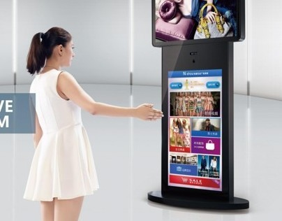 Motion Sensing Advertising System-Excellent Product