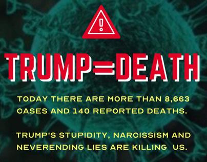 TRUMP=DEATH