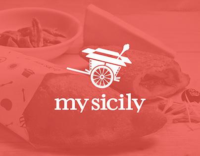 my sicily | visual identity