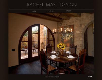 Rachel design project