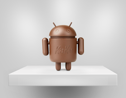 Android™ KitKat: Chocnology