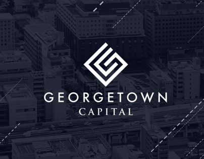 Georgetown Capital Rebrand