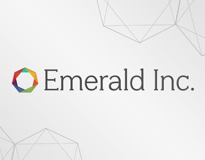 Emerald Inc Corporate Identity