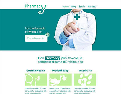 Pharmacy Template