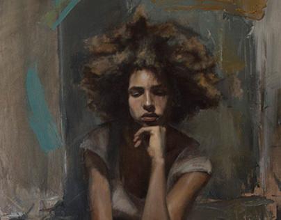 Paintings Léa