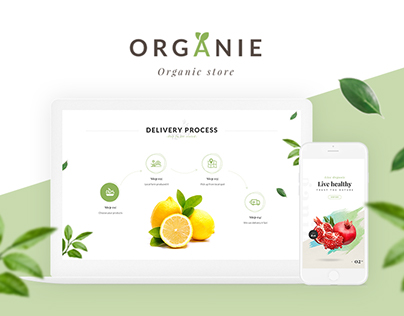 Organie - An Organic Store, Farm, Cake and Flower Shop