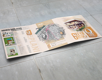 villa project brochure