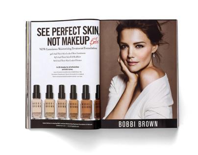 Bobbi Brown Foundation Ad