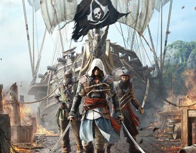 Assassin's Creed IV: Black Flag // Ars Thanea