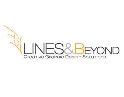 Lines & Beyond Logo - Creative Graphic Design Solutions