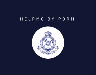 HelpMe by PDRM