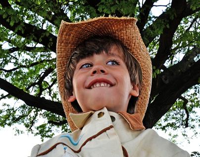 Steeler Cowboy