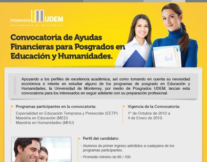 Newsletter UDEM