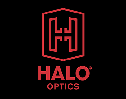 Halo Optics Logo Concepts