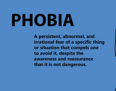 "phobias irrational fears The psychology of irrational fear feeling like we've lost control is likely to bring out our worst phobias ""even if our fears are irrational."