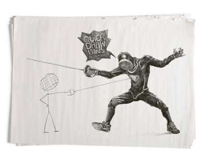 Pictionary 2012 - Fencing