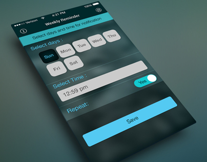 Reminder plugin for iPhone:Phonegap