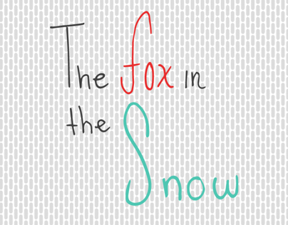 The Fox in the Snow