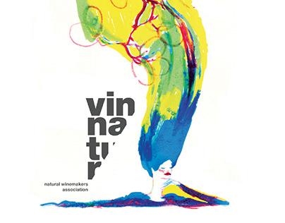 WINE FESTIVAL / illustrated poster 2020