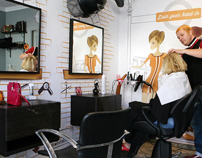 Steve Garland´s hairdresser