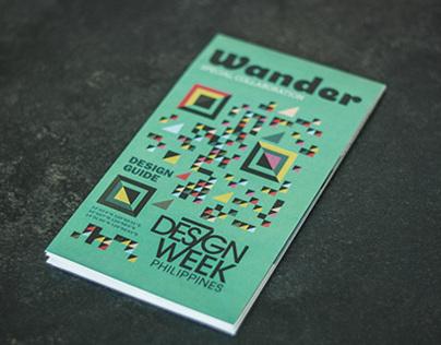 Wander x Designweek Philippines