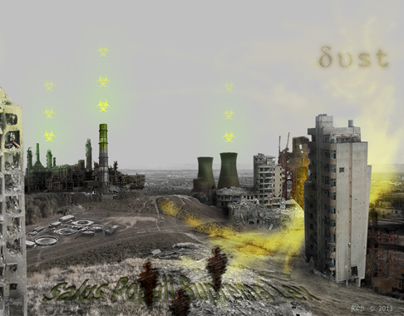 compositing class project -- Decay / Ecological theme