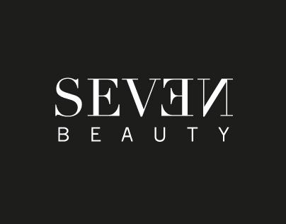 Logo Cosmetic Brand SEVEN
