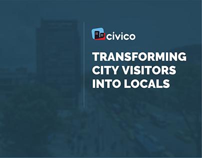 CIVICO App & Web