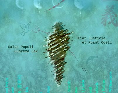 Human Rights -- Fiat Justicia / Salus Populi