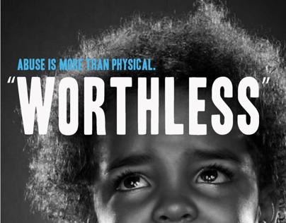 Child Abuse Campaign